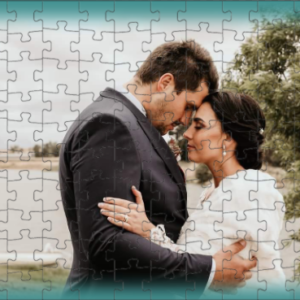 Perfect for memories. 120 Pc Puzzle